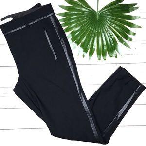 VINCE | sz 10 charcoal black skinny dress pants